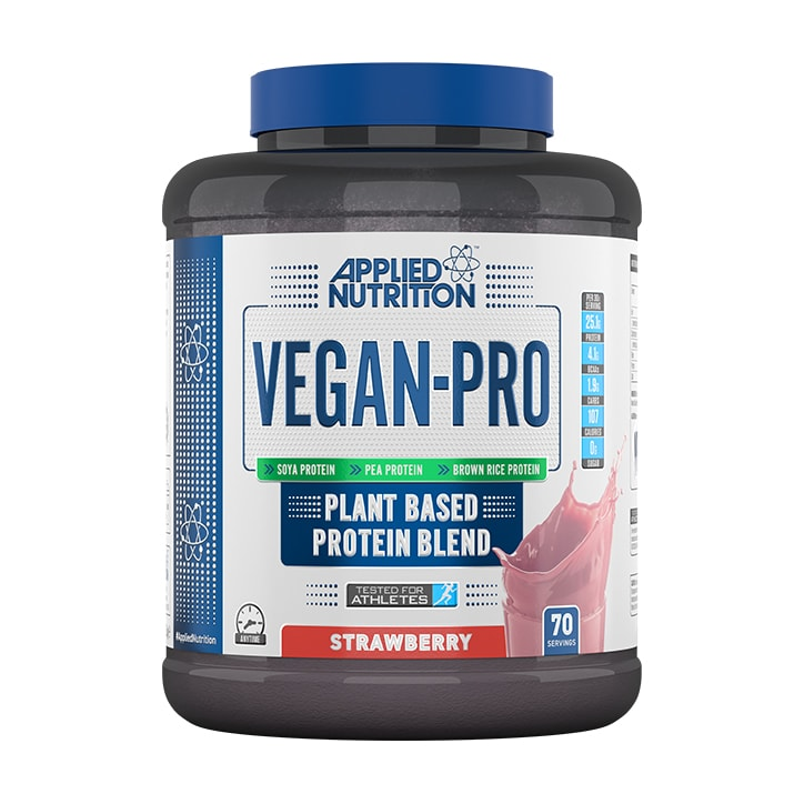 Applied Nutrition Vegan Pro Protein Strawberry 2100g