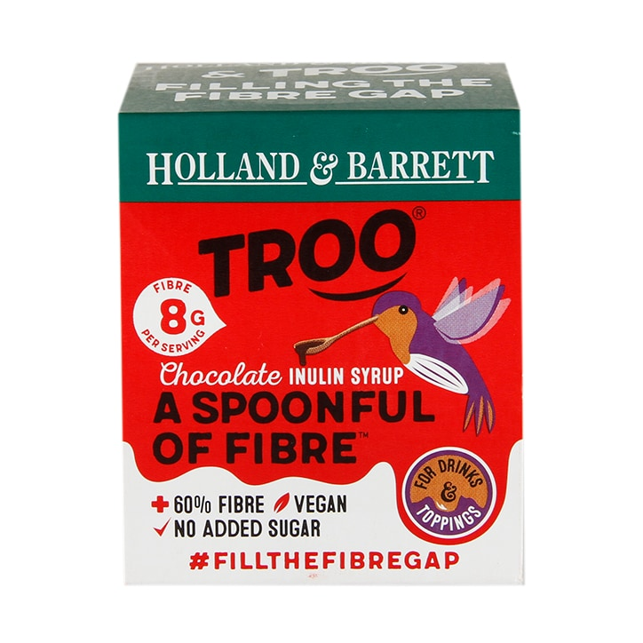 Holland & Barrett Troo Chocolate Inulin Syrup