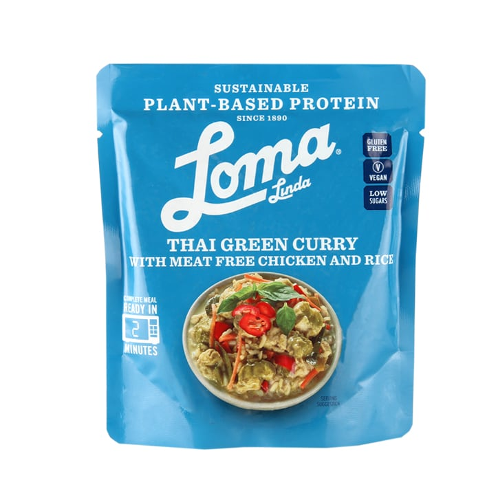 Loma Linda Thai Green Curry 285g