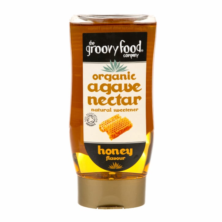 The Groovy Food Company Honey Style Agave Syrup