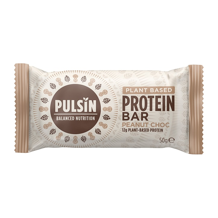 Pulsin Protein Booster Peanut Choc 50g