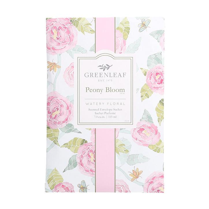 Greenleaf Peony Bloom Fragrance Sachet