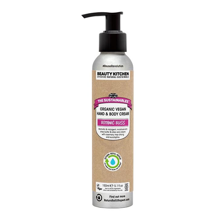 Beauty Kitchen Botanic Bliss Organic Body Cream