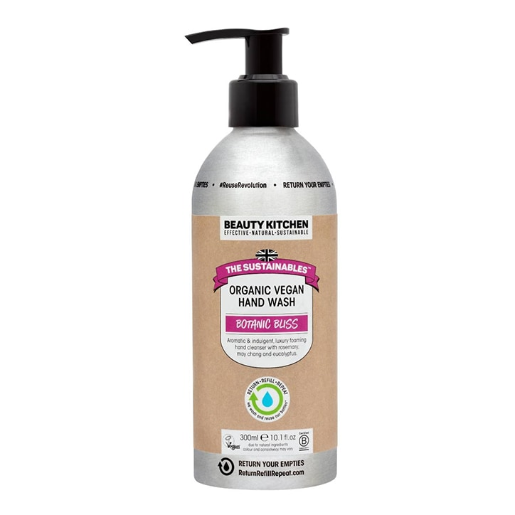Beauty Kitchen Botanic Bliss Organic Hand Wash