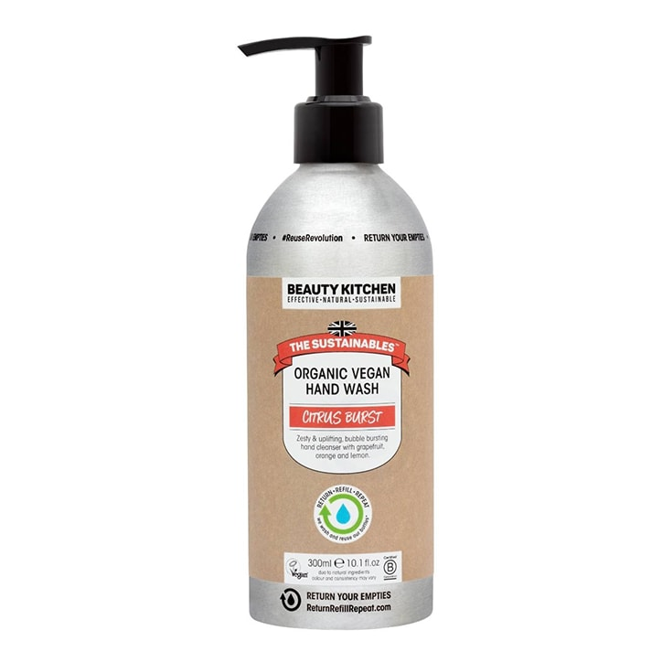 Beauty Kitchen Citrus Burst Organic Hand Wash