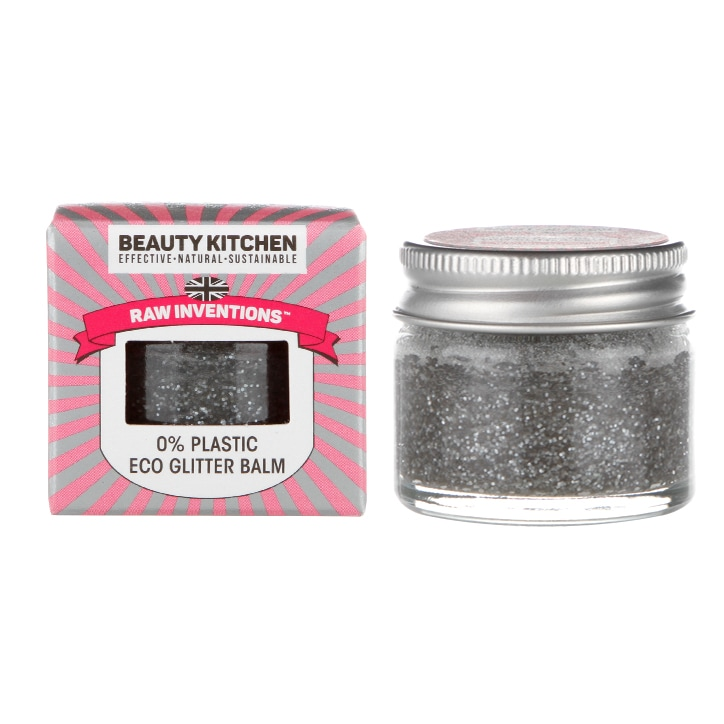 Beauty Kitchen Raw Inventions Eco Glitter Balm