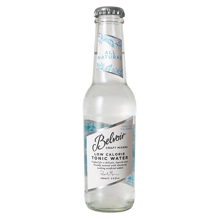 Belvoir Low Calorie Tonic Water 200ml
