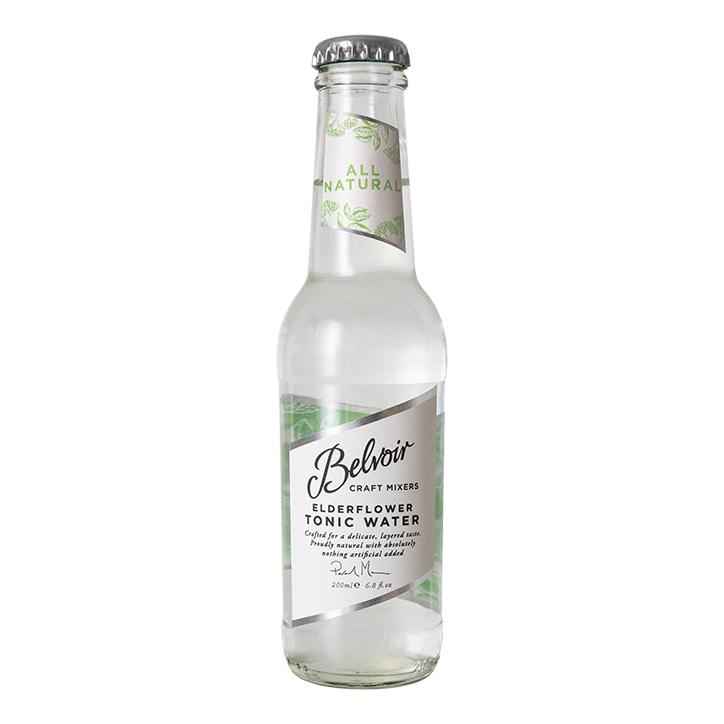 Belvoir Elderflower Tonic Water 200ml
