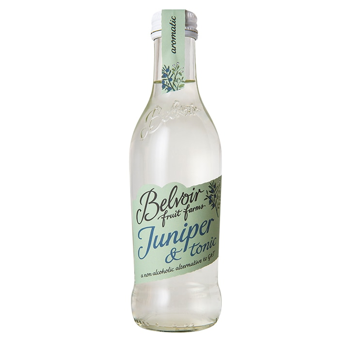 Belvoir Juniper & Tonic 250ml