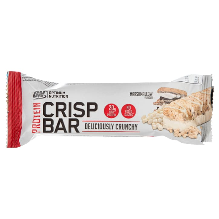 Optimum Nutrition Crisp Protein Bar Marshmallow 65g