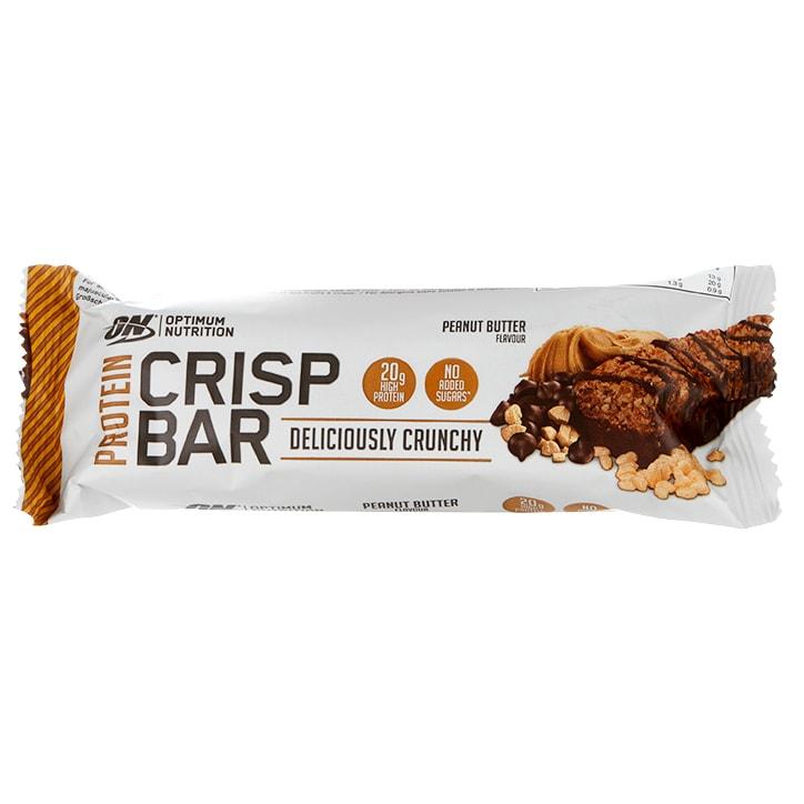 Optimum Nutrition Crisp Protein Bar Peanut Butter 65g