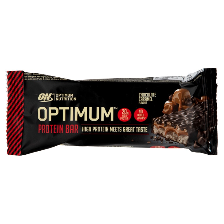 Optimum Nutrition Optimum Protein Bar Chocolate Caramel 60g