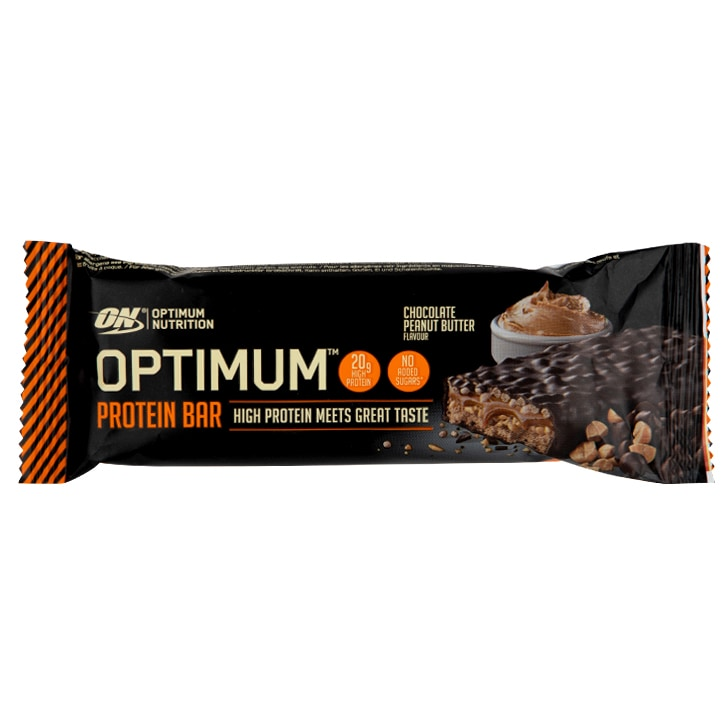 Optimum Nutrition Optimum Protein Bar Chocolate Peanut Butter