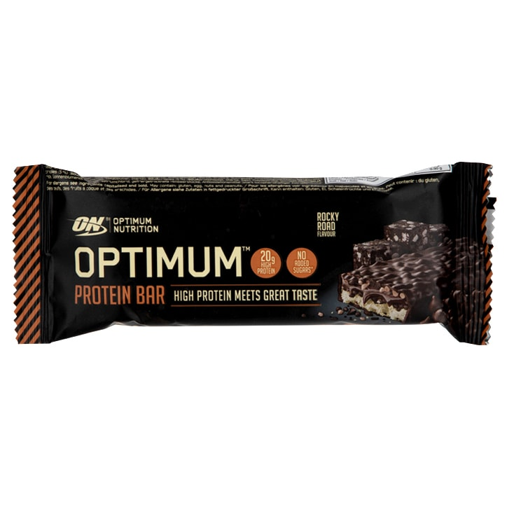 Optimum Nutrition Optimum Protein Bar Rocky Road 60g
