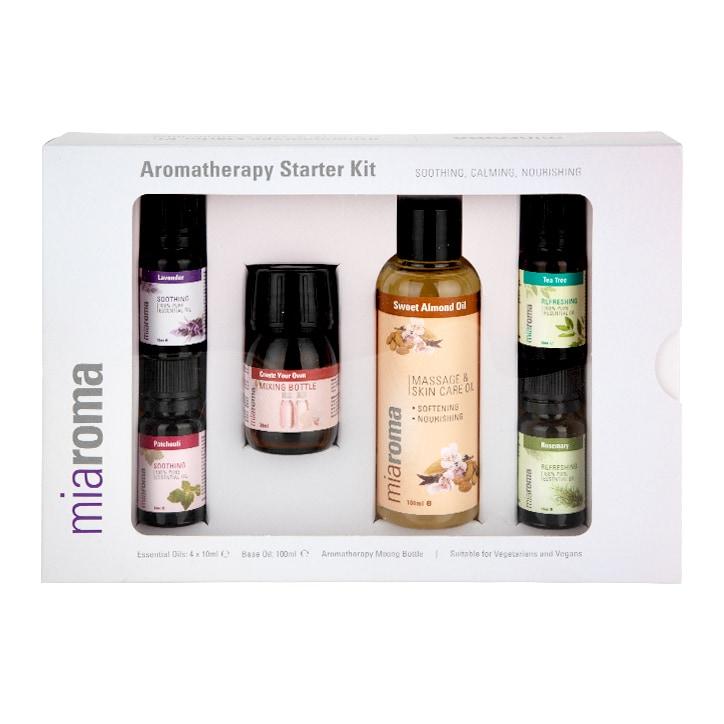 Miaroma Introduction To Aromatherapy Starter Kit