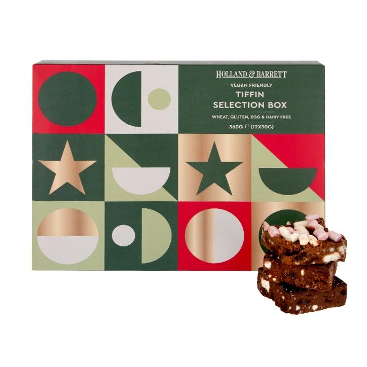 Holland & Barrett Tiffin Selection Box 360g