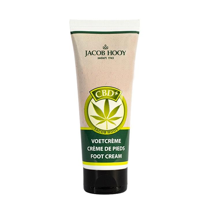Jacob Hooy CBD Foot Cream 75ml