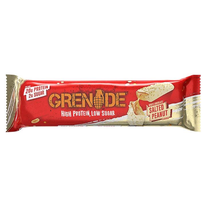 Grenade Carb Killa White Chocolate Salted Peanut 60g