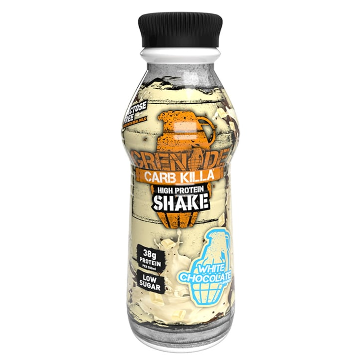 Grenade Carb Killa Shake White Chocolate 500ml