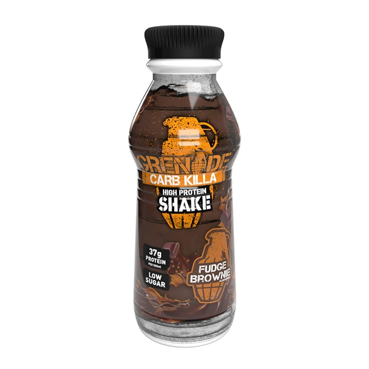 Grenade Carb Killa Shake Fudge Brownie 500ml
