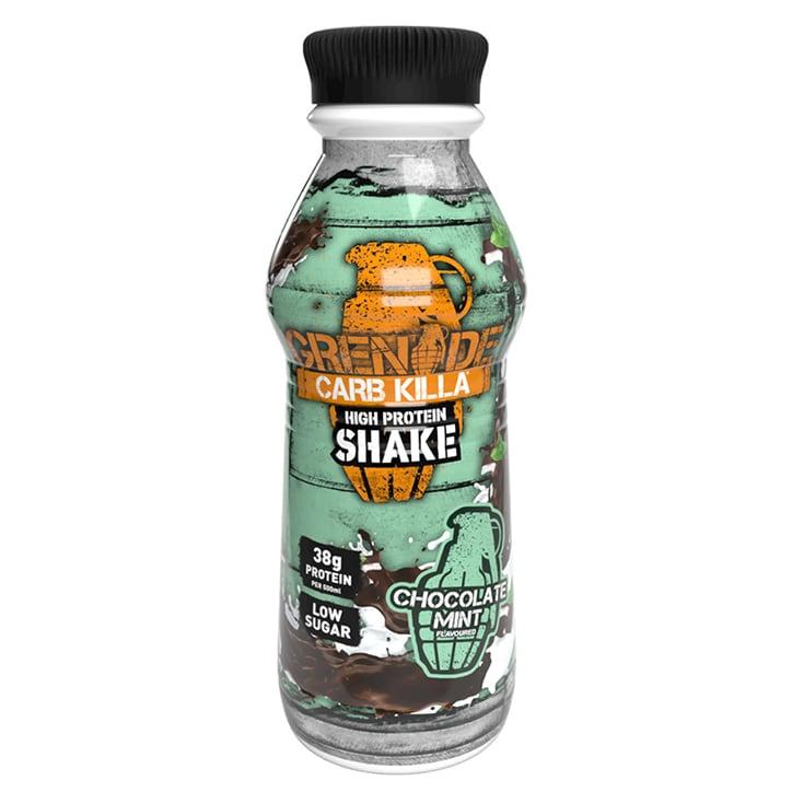 Grenade Carb Killa Shake Chocolate Mint Shake