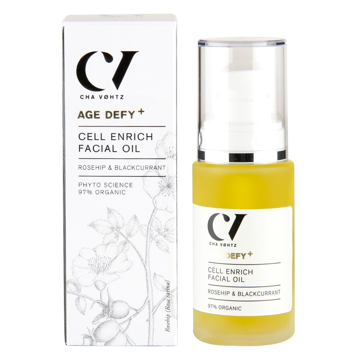 Green People AGE DEFY+ Cell Enrich Facial Oil