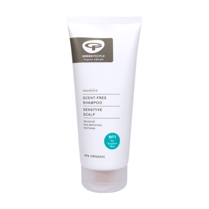 Green People Scent Free Shampoo