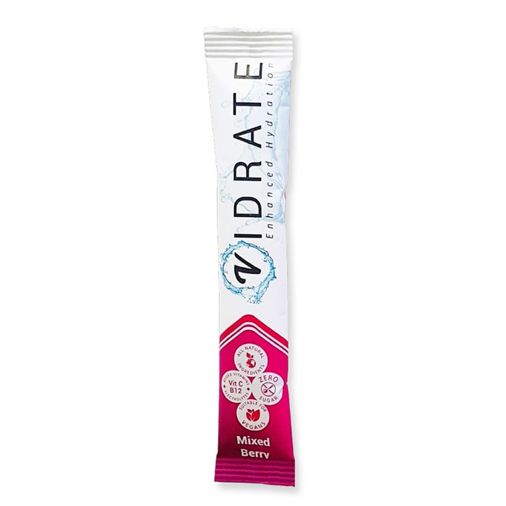 Vidrate Mixed Berry Sachet 4g