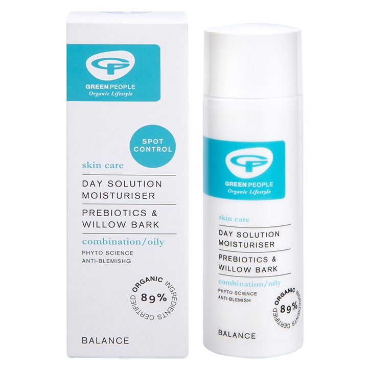 Green People Day Solution Moisturiser - Anti Blemish 50ml