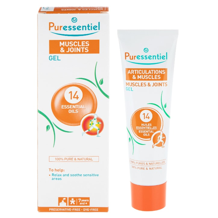 Puressentiel Muscle and Joints Gel 60ml