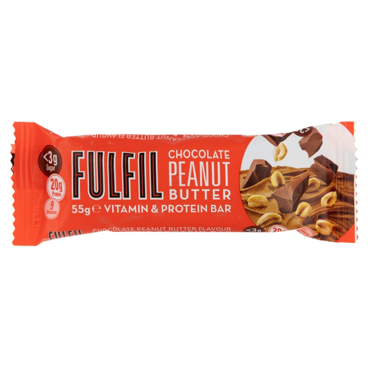 Fulfil Chocolate Peanut Butter 55g