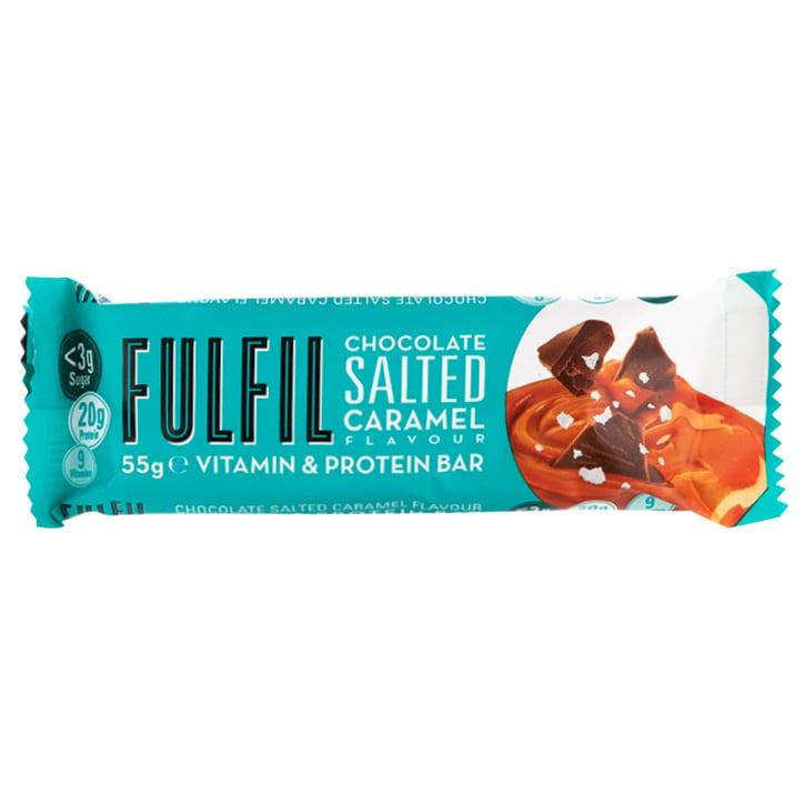 Fulfil Chocolate Salted Caramel Bar 55g