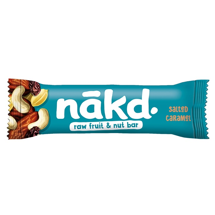 Nakd Salted Caramel Fruit & Nut Bar