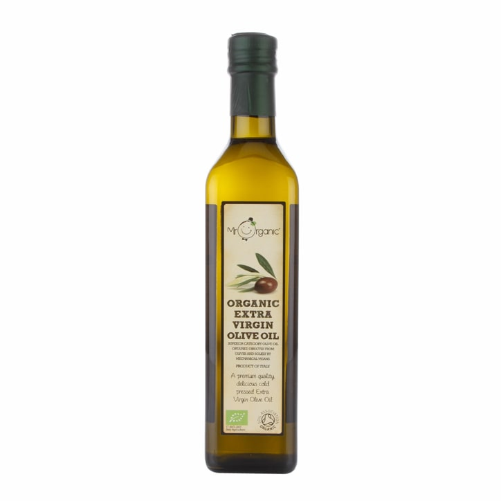 Mr Organic Organic Extra Virgin Olive Oil 500ml
