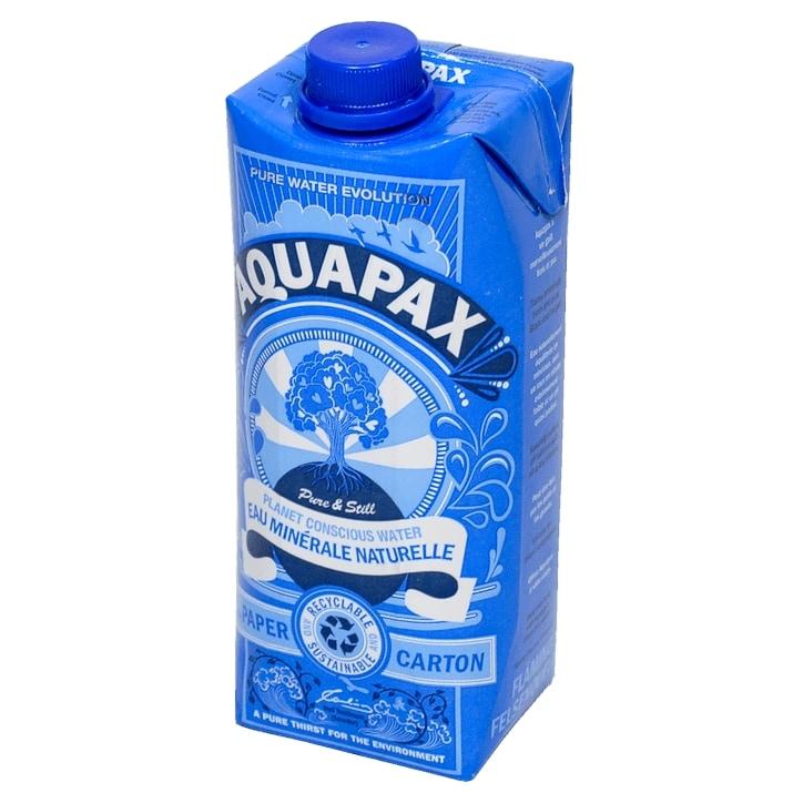 Aquapax Pure Still Natural Mineral Water 24 x 500ml