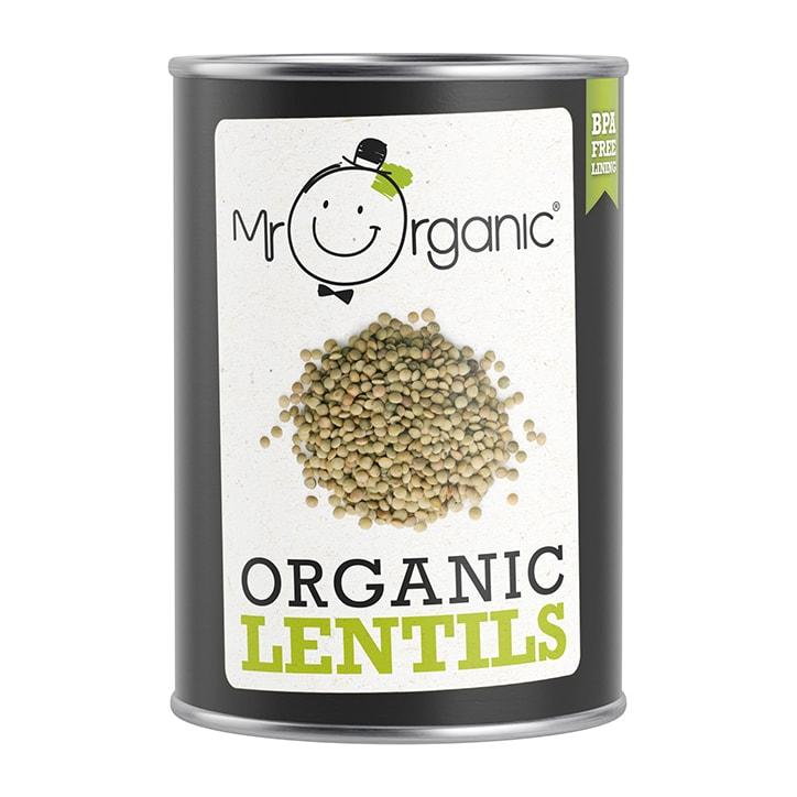 Mr Organic Organic Lentils