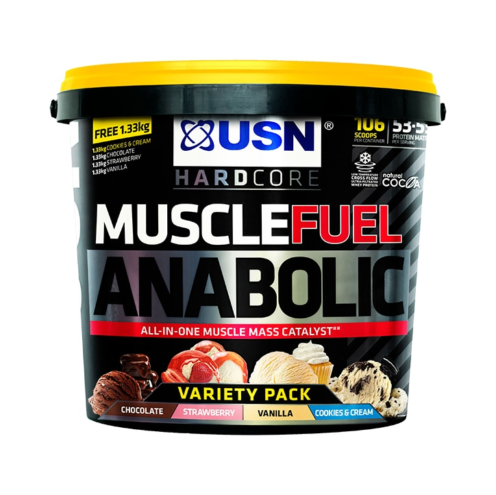 USN Muscle Fuel Anabolic Variety Pack