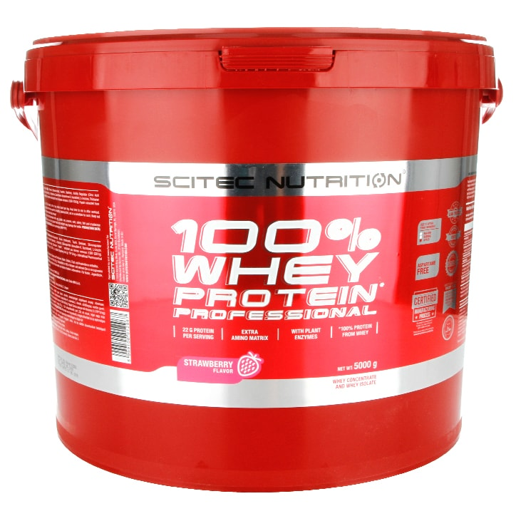 Scitec Whey Protein Professional Strawberry