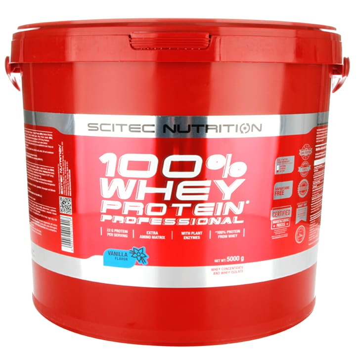 Scitec Whey Protein Professional Vanilla