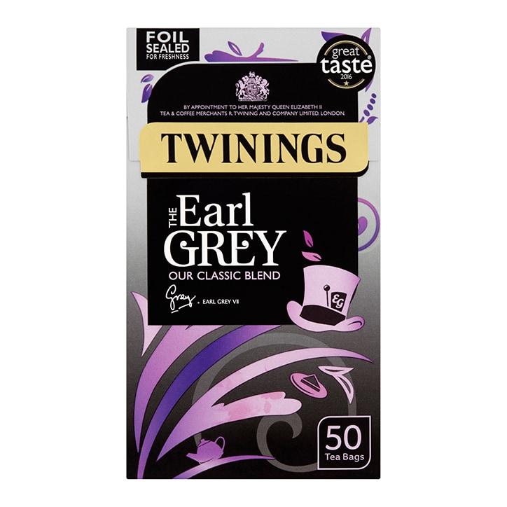 Twinings The Earl Grey Tea 50 Teabags