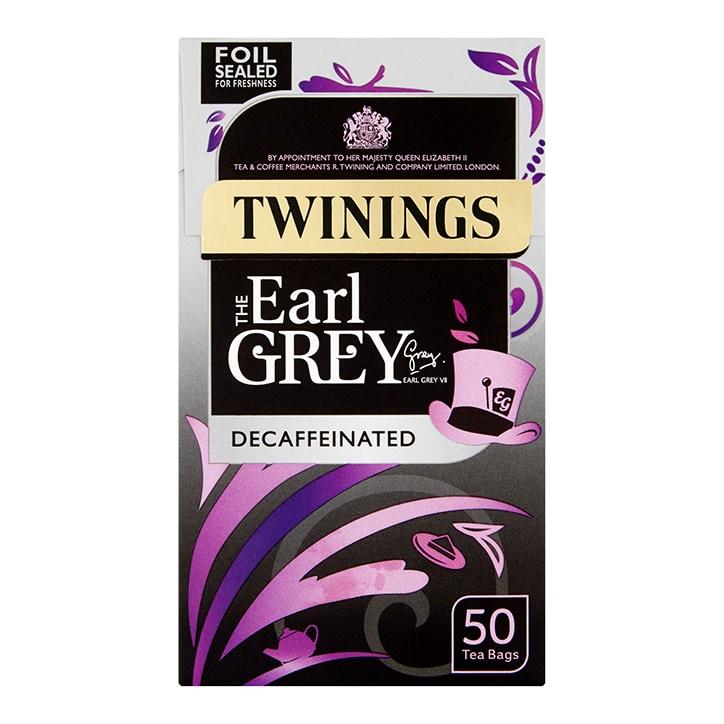 Twinings The Earl Grey Decaffeinated