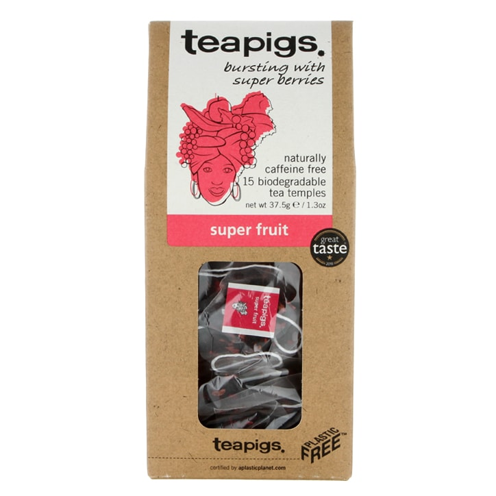 Tea Pigs Super Fruit Tea 15 Temples