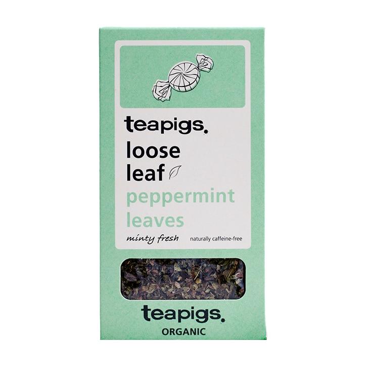 Tea Pigs Peppermint Leaves Loose Leaf Tea