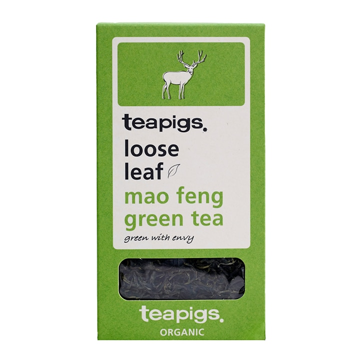 Tea Pigs Mao Feng Green Tea Loose Leaf Tea 60g