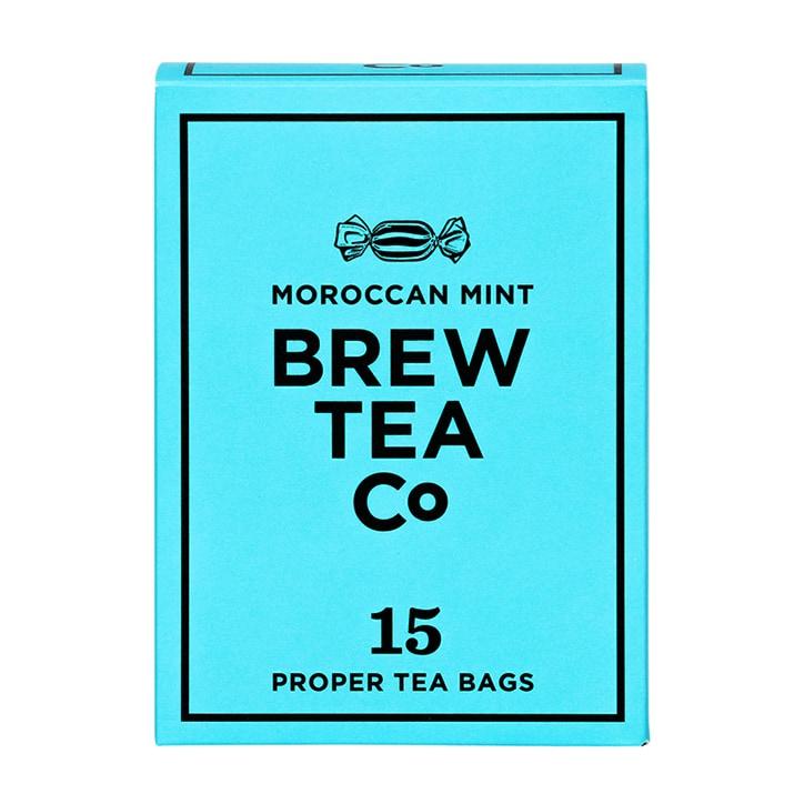 Brew Tea Co. Moroccan Mint Tea 15 Teabags