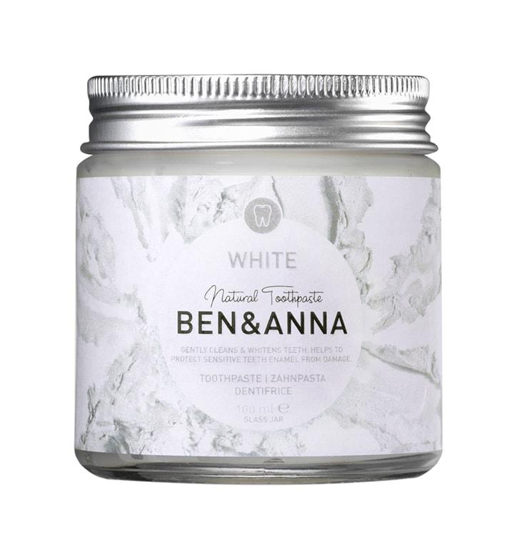 Ben & Anna Toothpaste - White 100ml
