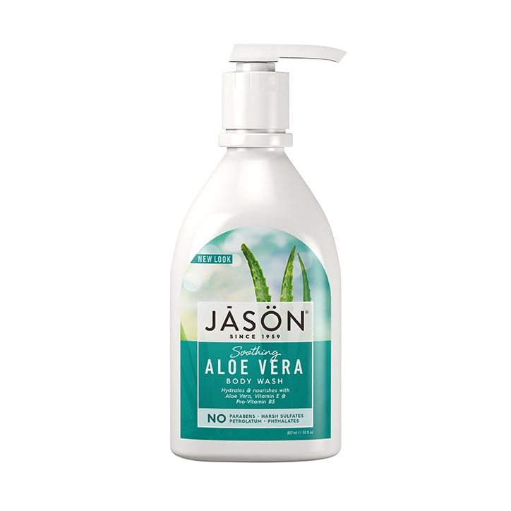 Jason Aloe Vera Body Wash- Soothing