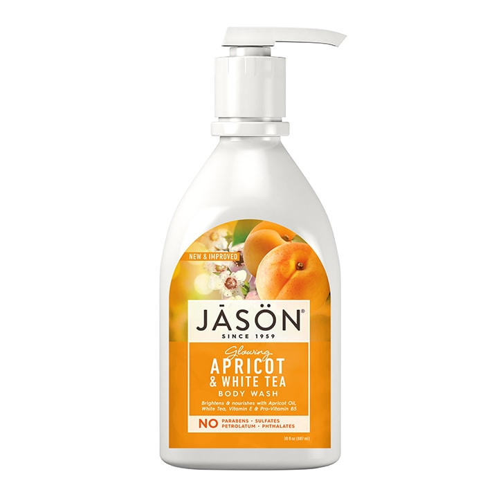 Jason Apricot Body Wash - Glowing
