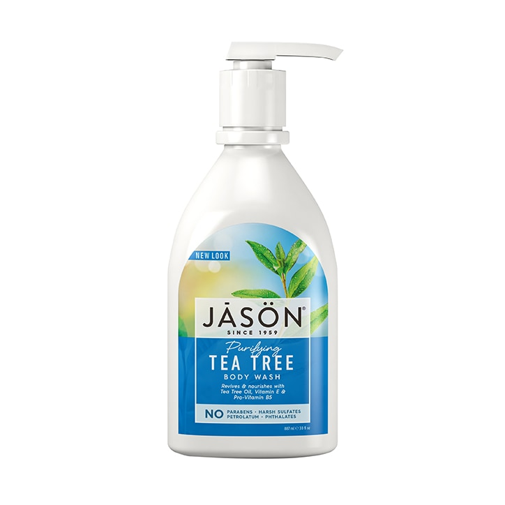 Jason Tea Tree Body Wash - Purifying