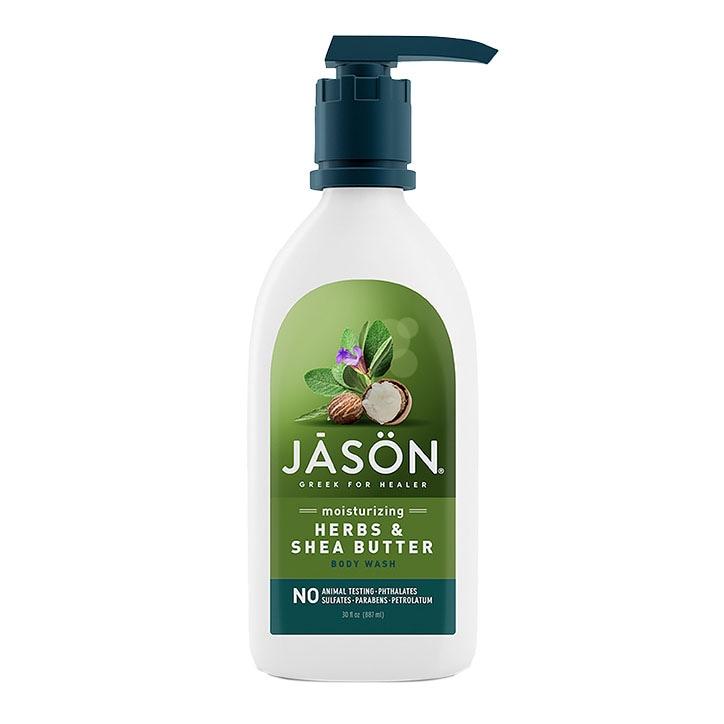 Jason Moisturising Herbs and Shea Butter Body Wash 887ml